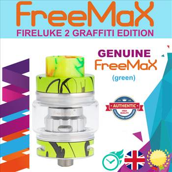 freemax graffiti green.png by Trip Voltage