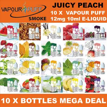 VAPOUR PUFF 12MG JUICY PEACH.png by Trip Voltage