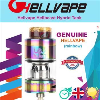 hellvape hellbeast rainbow.png by Trip Voltage