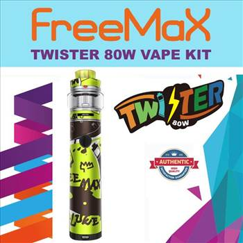 freemax-TWISTER GREEN.jpg by Trip Voltage
