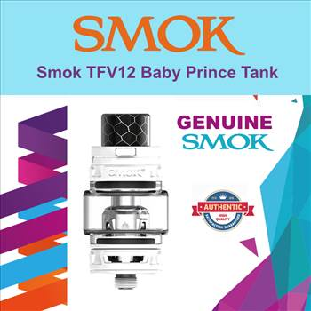 smok baby prince white.png by Trip Voltage