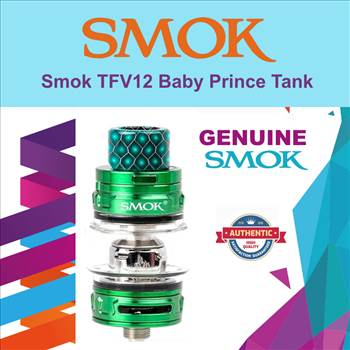 smok baby prince green.png by Trip Voltage