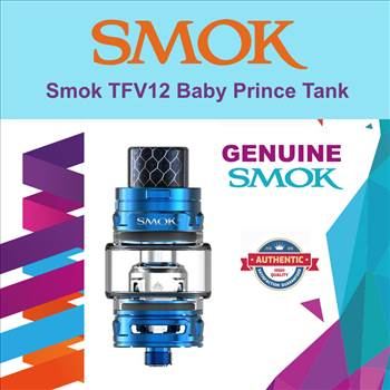 smok baby prince blue.png by Trip Voltage