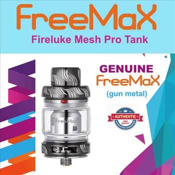 Freemax PRO gun metal.png by Trip Voltage