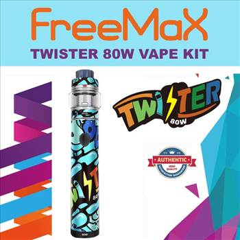 freemax-TWISTER BLUE.jpg by Trip Voltage