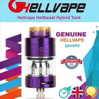 hellvape hellbeast purple.png by Trip Voltage