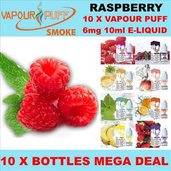 VAPOUR PUFF 6MGRED RASPBERRY.png by Trip Voltage