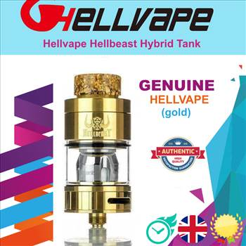 hellvape hellbeast gold.png by Trip Voltage
