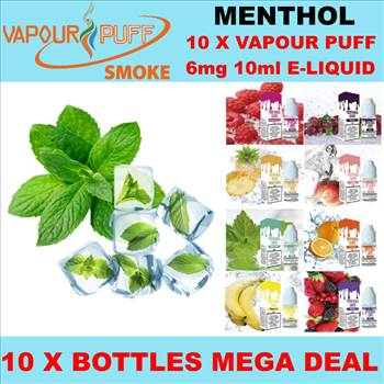 VAPOUR PUFF 6MGRED MENTHOL.png by Trip Voltage