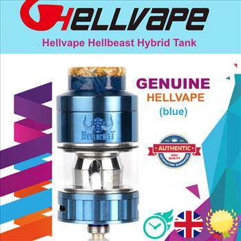 hellvape hellbeast blue.png by Trip Voltage