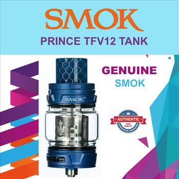 SMOK TFV12 blue.png by Trip Voltage