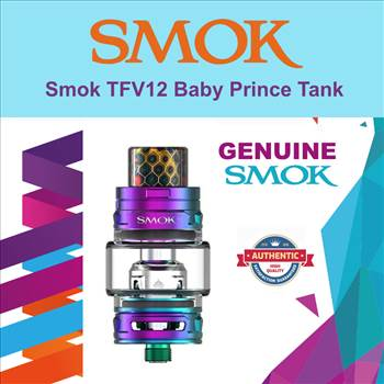 smok baby prince rainbow.png by Trip Voltage