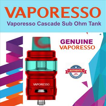 Vaproesso cascade red.png by Trip Voltage