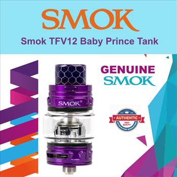 smok baby prince purple.png by Trip Voltage