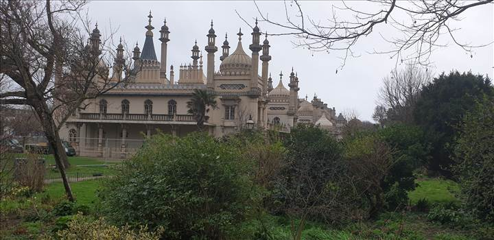 Brighton Pavillion 5 12 Mar 2019.jpg by Mo