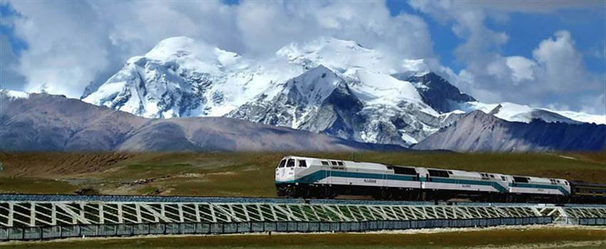 Tibet Train Tour - Tibet Shambhala Adventure by tibetshambhalaadventure