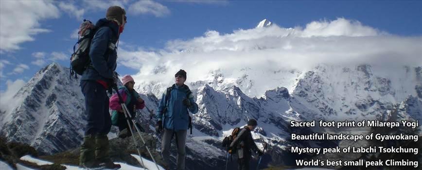 Tibet Hiking & Trekking Tours - Tibet Shambhala Adventure by tibetshambhalaadventure