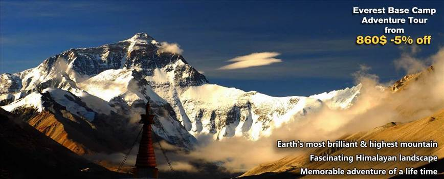 Tibet Everest Base Camp Tour - Tibet Shambhala Adventure by tibetshambhalaadventure