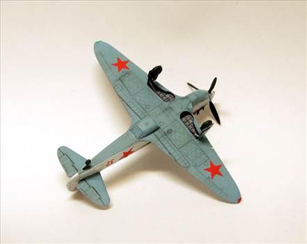 Brengun 1/72 Yak-1 1942