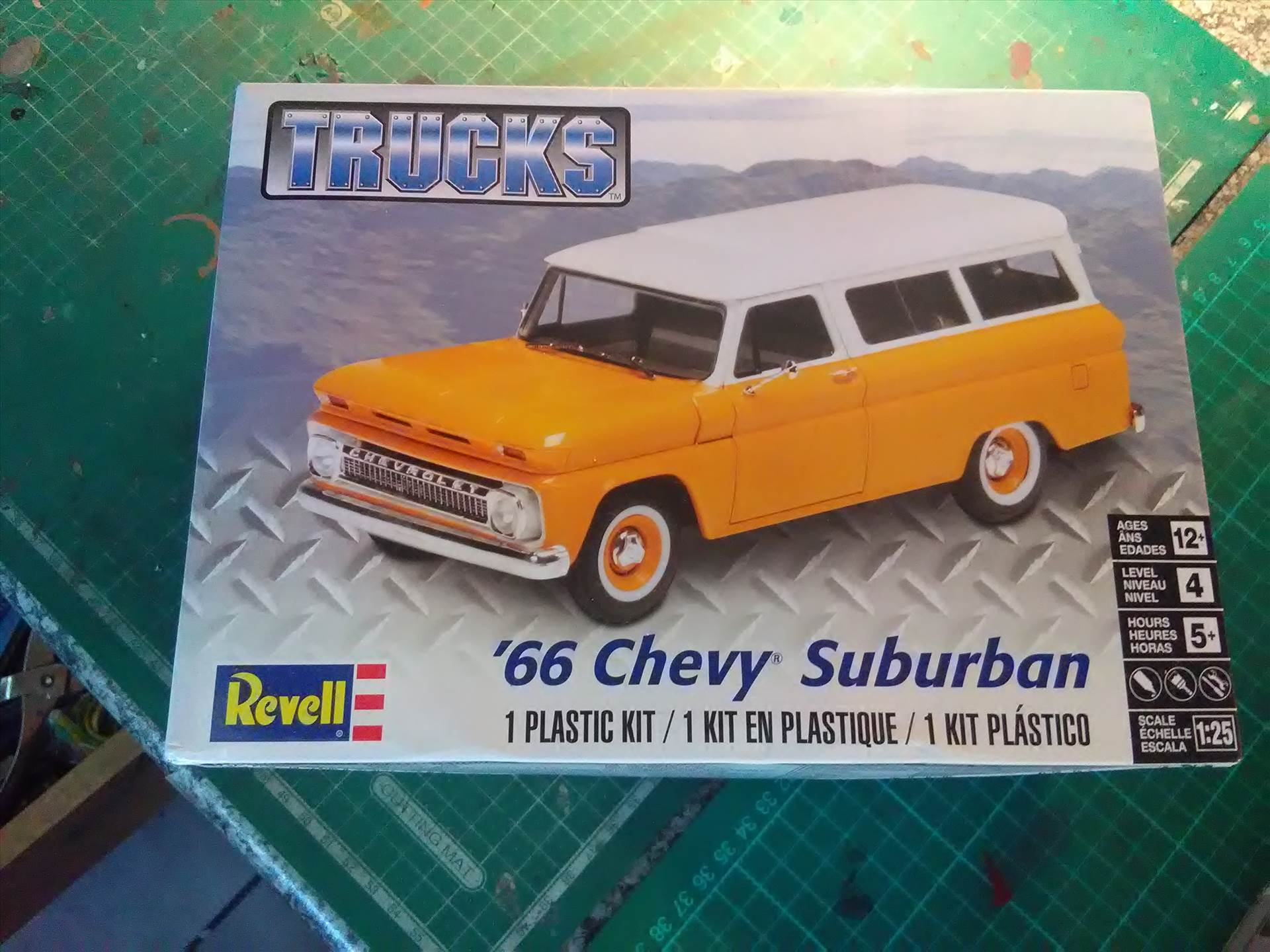 1966 Chevy Suburban Ready For Inspection Vehicles