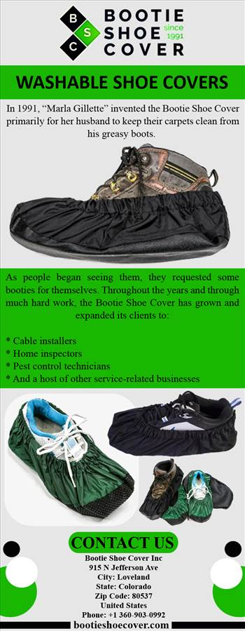 Washable shoe covers.png by bootieshoecover