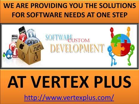 custom software development India by macpual