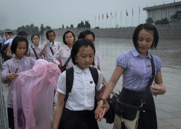 89477_0_610x435.jpg Tears in rain: North Korea marks 'Victory Day' by mohsen dehbashi