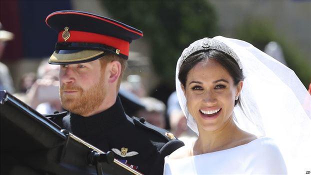 Meghan Markle and Prince Harry leave St George\u0027s Chapel at Windsor Castle after their wedding PRESS ASSOCIATION Photo. Picture date: Saturday May 19, - قوانینی که عروس جدید خانواده سلطنتی باید رعایت کند؛ امضا، سلفی و شبکه مجازی ممنوع شد
