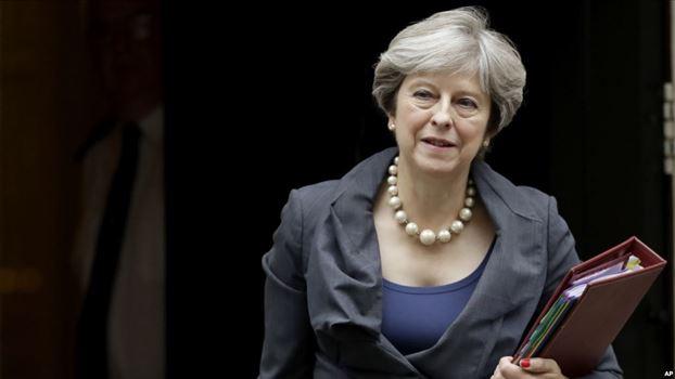 7A8B1778-3269-42D0-A902-13DC66898DA4_cx0_cy3_cw0_w1023_r1_s.jpg - نخست وزیر انگلیس با همتای عراقی دیدار کرد؛ تشکر العبادی از بریتانیا