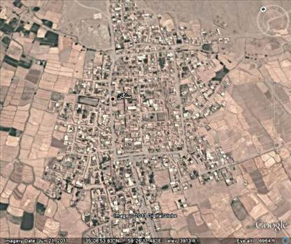 نقشه هوایی سنگان by mohsen dehbashi