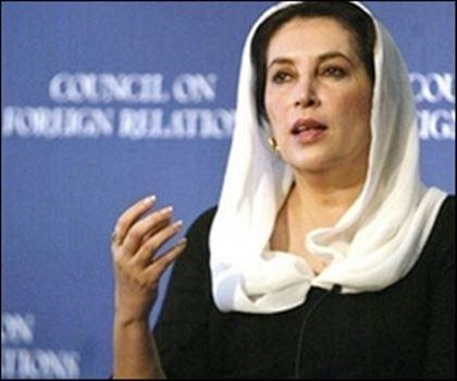 154948_365.jpg - بی نظیر بوتو از سال 1988 تا 1990 و از سال 1993 تا 1996 دو بار به عنوان نخست وزیر پاکستان خدمت کرده کرده است. او اولین زنی بود که به رهبری یک کشور مسلمان رسید.وی علاوه بر مواجهه با اتهام فساد، زمانی که پاکستان به دست دیکتاتورهای نظامی بود هشت سال از زندگی