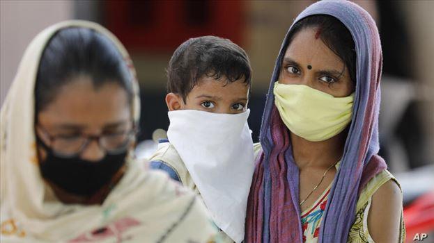 Virus Outbreak India by mohsen dehbashi