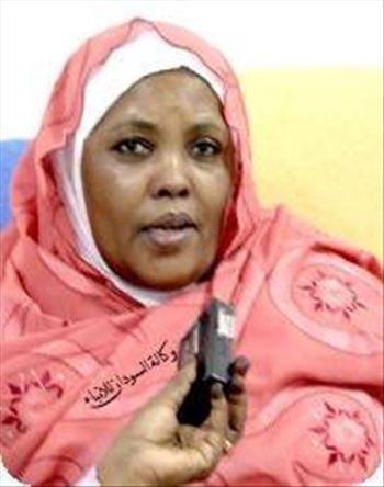 134407_822.jpg - همسر عمرالبشیر رئیس جمهور سودان