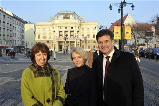 Eva-Krajňáková-with-Lady-Ashton-and-Minister-of-Foreign-Affairs-M.-Lajčák.jpg by mohsen dehbashi