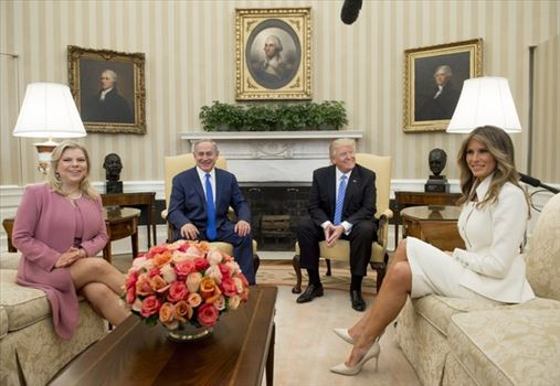 Sara+Netanyahu+Donald+Trump+Holds+Joint+Press+EOGdSMhEI0il.jpg -