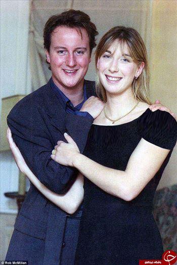 4948163_389.jpg - دیوید کامرون و همسرش سامانتا در سال 1995