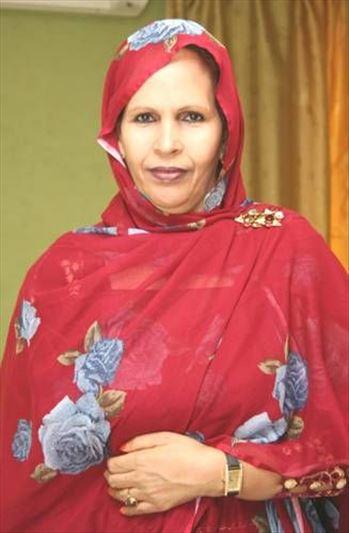 134403_708.jpg - خانم ختو همسر رئیس جمهور موریتانی