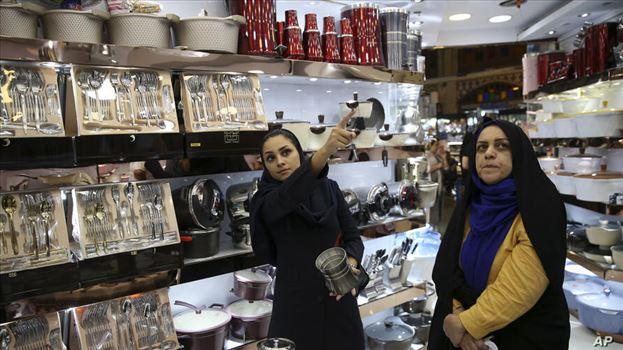 Iran Darkening Mood by mohsen dehbashi
