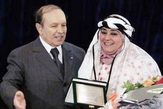 134397_800.jpg - بوتفلیقه رئیس جمهور الجزایر و همسرش