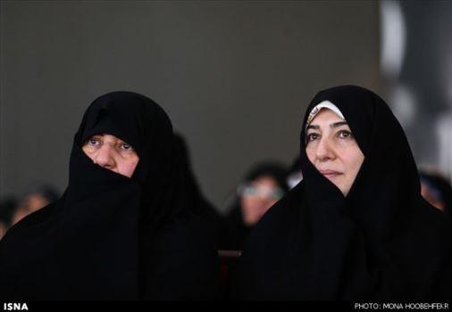 327910_634.jpg - همسران فریدون (دستیار ویژه رئیس جمهور) و روحانی (رئیس جمهور)