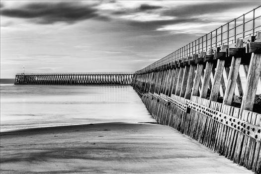 Blyth pier by philreay