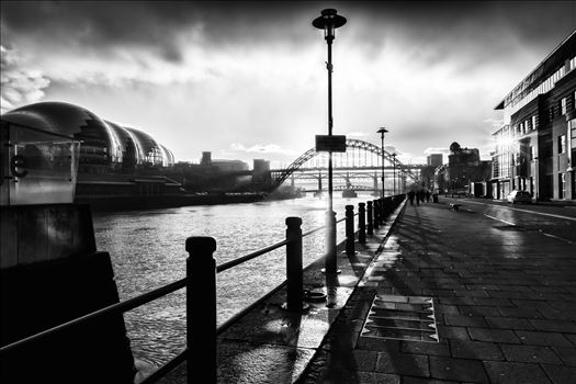 Newcastle quayside by philreay