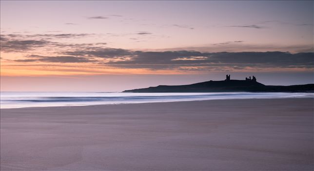 Sunrise at Embleton Bay, Northumberland by philreay