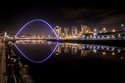 Reflections on the River Tyne 4 by philreay