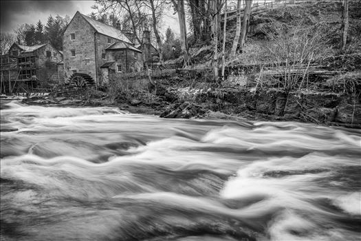 Thrum Mill, Rothbury by philreay