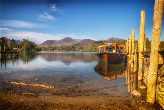 Derwentwater, nr Keswick by philreay