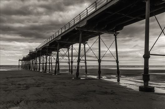 Saltburn pier by philreay