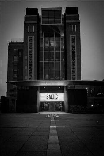 The Baltic arts centre by philreay