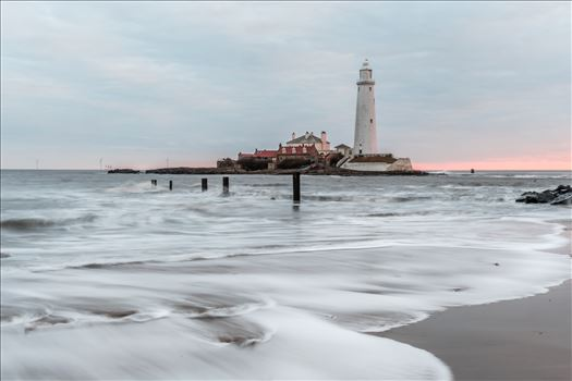 St Mary`s lighhouse, Whitley Bay by philreay