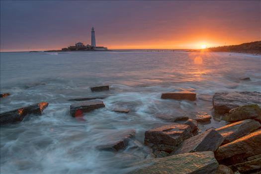 St Mary`s sunrise by philreay